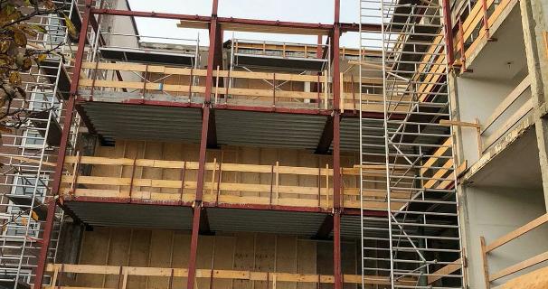 den haag constructiebedrijf staalframebouw